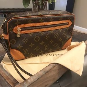 Louis Vuitton Marley Draggone Clutch